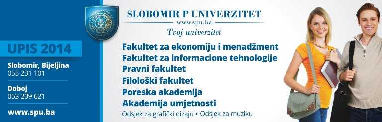 Slobomir-P-Univerzitet-upis